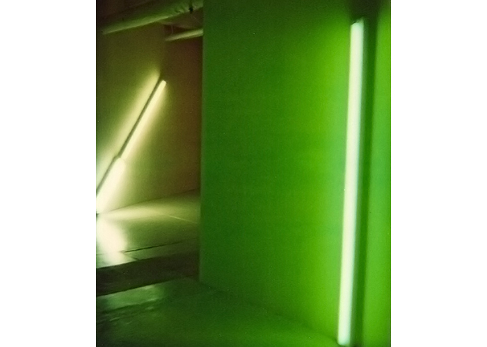 Dan Flavin, Three Works at Ayn Foundation, 1963-1964