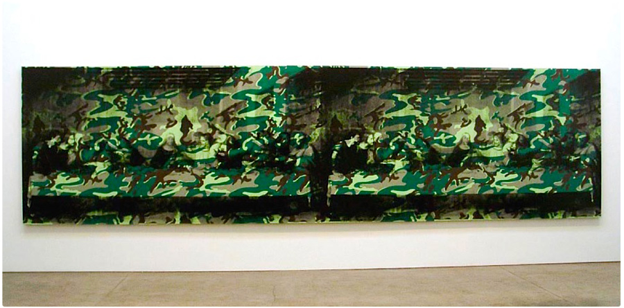ayn foundation warhol 39 s 39 last supper 39. Black Bedroom Furniture Sets. Home Design Ideas